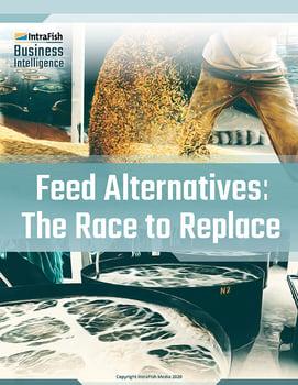 Aquafeed and Feed Alternatives
