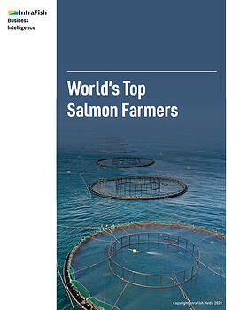 Salmon Farmers 20 Cover