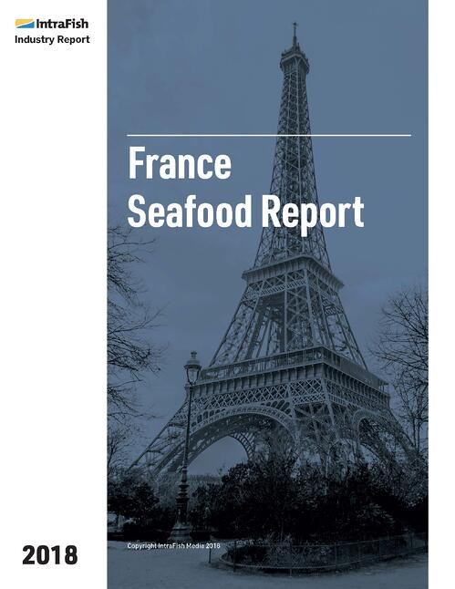 France Seafood Report Cover
